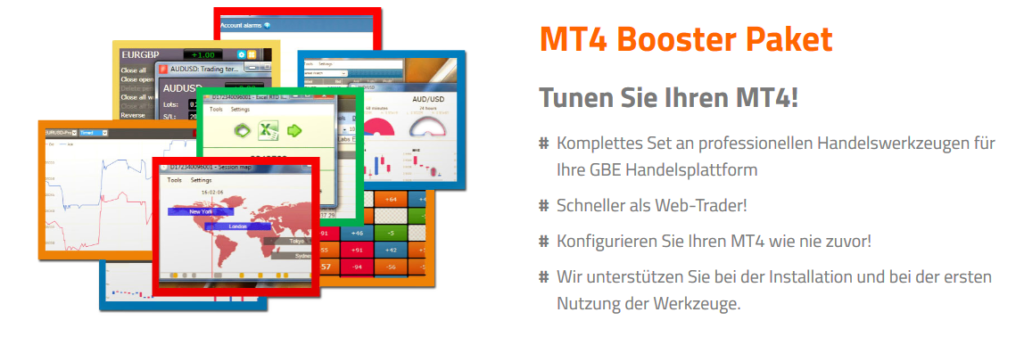 GBE Brokers MT4 Boost